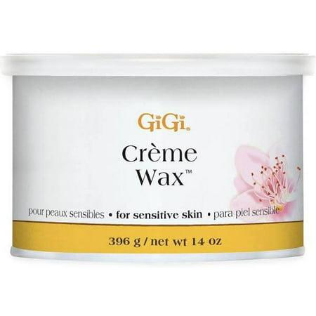 Gigi Creme Wax For Sensitive Skin 14 Oz