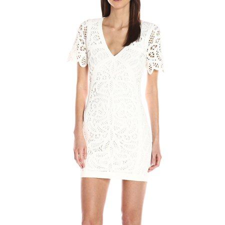 French Connection Dresses French Connection Womens Crochet Short