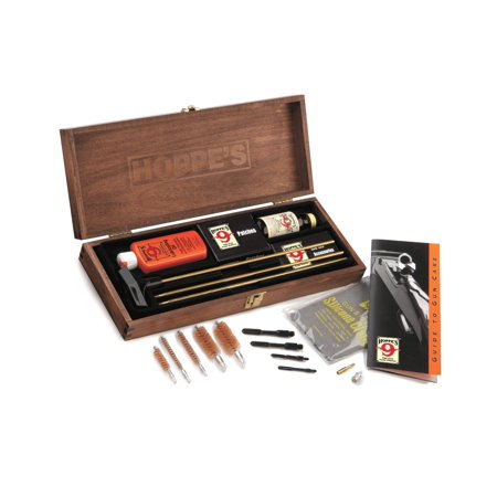 Gun Camo Kit - Hoppes No. 9 Deluxe Gun Cleaning Kit