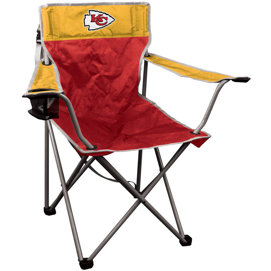 NFL Kansas City Chiefs Halftime Quad Chair by Rawlings