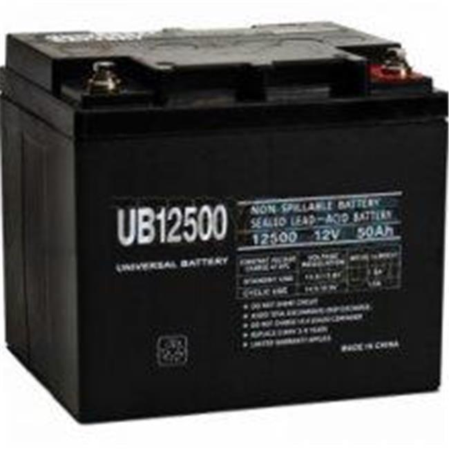 UPG 45979 UB12500 Sealed Lead Acid Battery