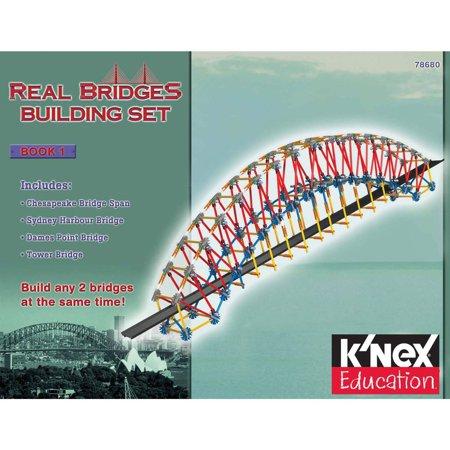 Knex Education  Real Bridge Building Set