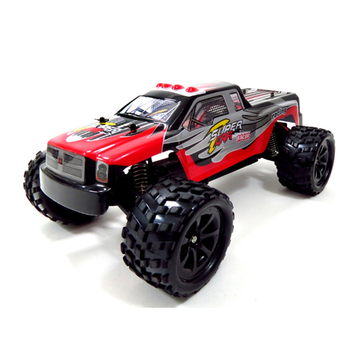 WL969 2.4G 1:12 Scale RC Buggy Truck Cross Country Racing Car High Speed Radio Control RTR Red (Gift Idea) RC... by
