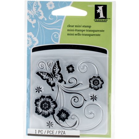 Inkadinkado Clear Mini Stamps 2.5