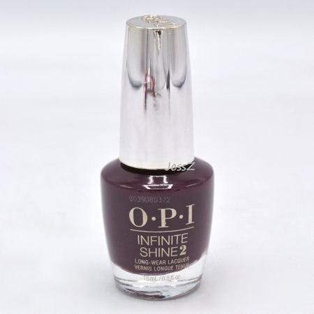 OPI Infinite Shine Fall 2019 Scotland Collection ISLU16 Good Girls Gone Plaid 0.5