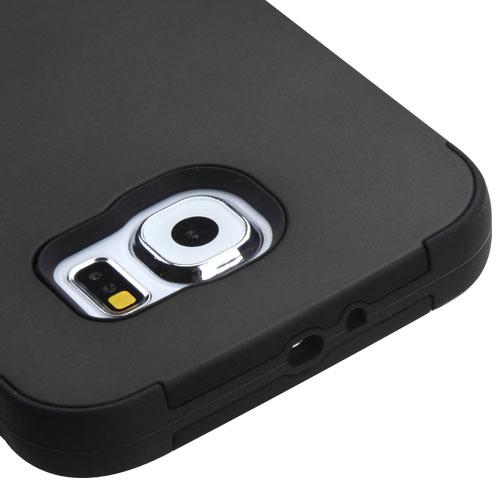 Samsung Galaxy S6 MyBat TUFF Hybrid Phone Protector Cover