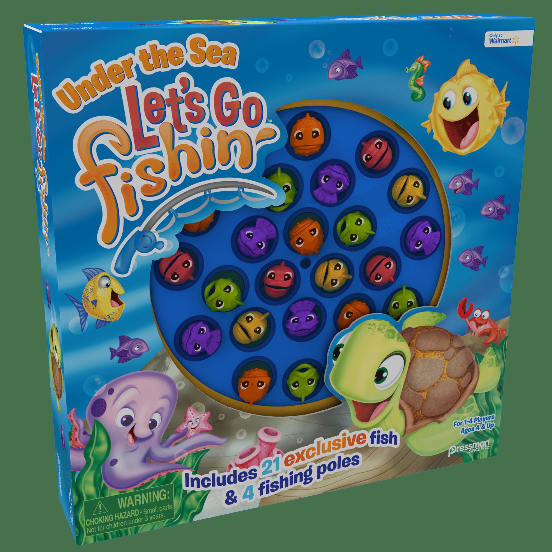 Let's Go Fishin' - Under the Sea