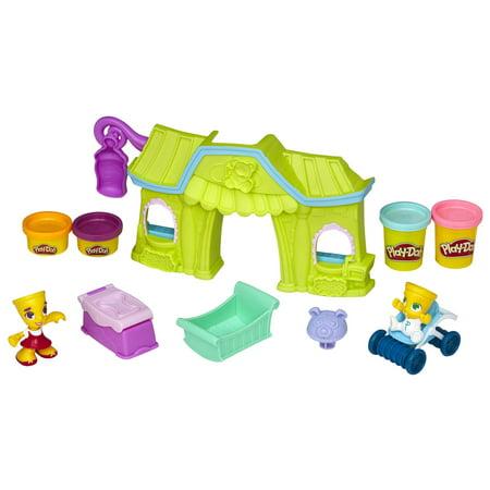 Play-Doh Town Baby Nursery