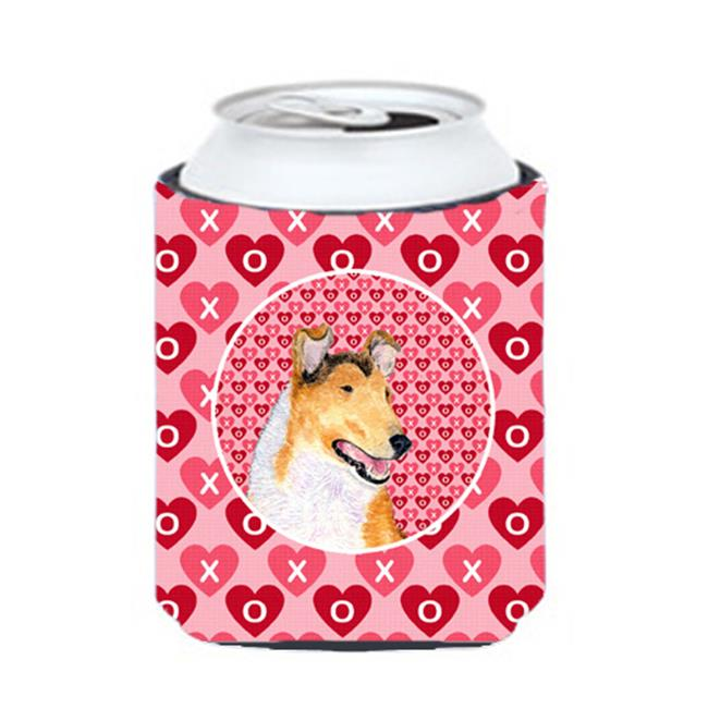 Collie Smooth Can Or bottle sleeve Hugger - 12 oz. - image 1 of 1