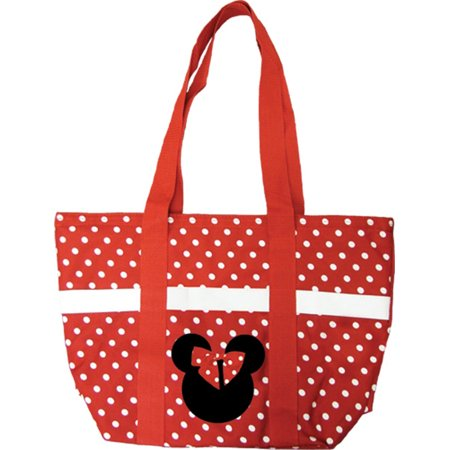 Minnie Mouse Red Tote Bag](Minnie Mouse Tote Bag)