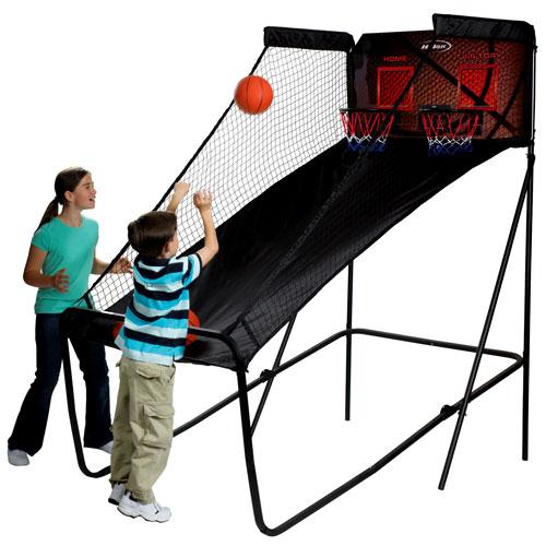 Halex 2-Player Electronic Basketball Game