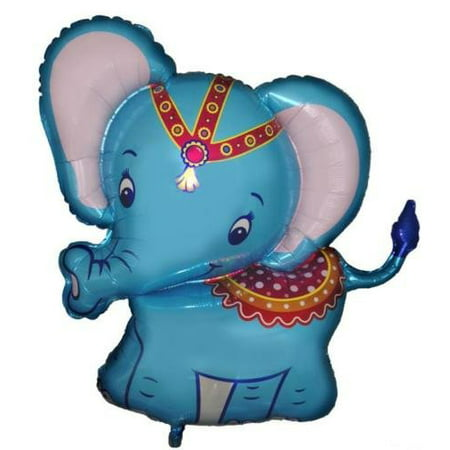 - Blue Baby Circus Elephant Shaped 26