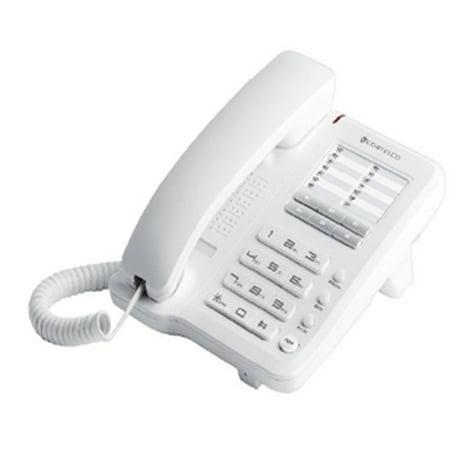 Cortelco ITT-2933-FROST T-l-phone -conomique - ligne unique - Frost - image 1 de 2