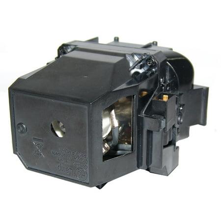 Lutema Economy pour Epson PowerLite 99WH lampe de projecteur avec bo�tier - image 2 de 5