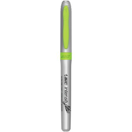 BIC Intensity Permanent Marker, Ultra Fine Point, Key Lime, Single