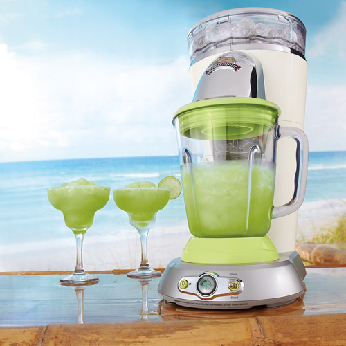 Margaritaville Bahamas Frozen Concoction Maker with No Brainer Mixer
