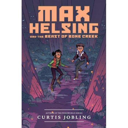 Riding Heel - Max Helsing and the Beast of Bone Creek
