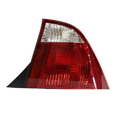 Go Parts 2005 2007 Ford Focus Rear Tail Light Lamp Embly Lens