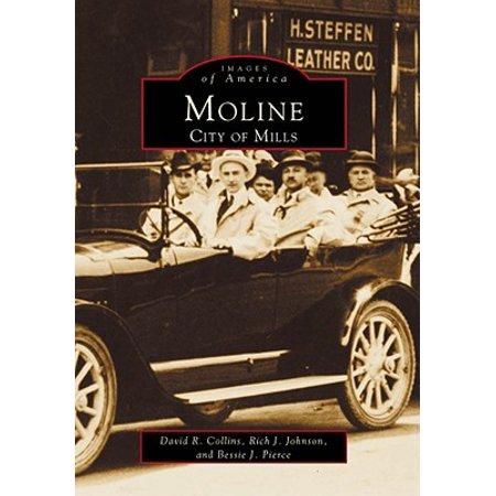 Moline : City of Mills (Party City Moline Illinois)