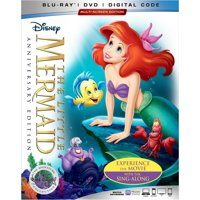 The Little Mermaid (30th Anniversary Signature Collection) (Blu-ray + DVD + Digital)