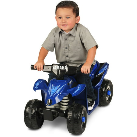 Yamaha ATV 6-Volt Battery-Powered Ride-On