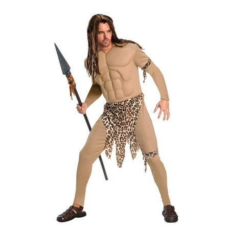 Tarzan Deluxe Tarzan Adult Costume](Tarzan Adult)