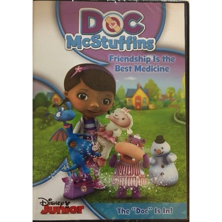 Doc McStuffins: Mobile Clinic(DVD 2015)RARE VINTAGE COLLECTIBLE-SHIPS N 24 HOURS