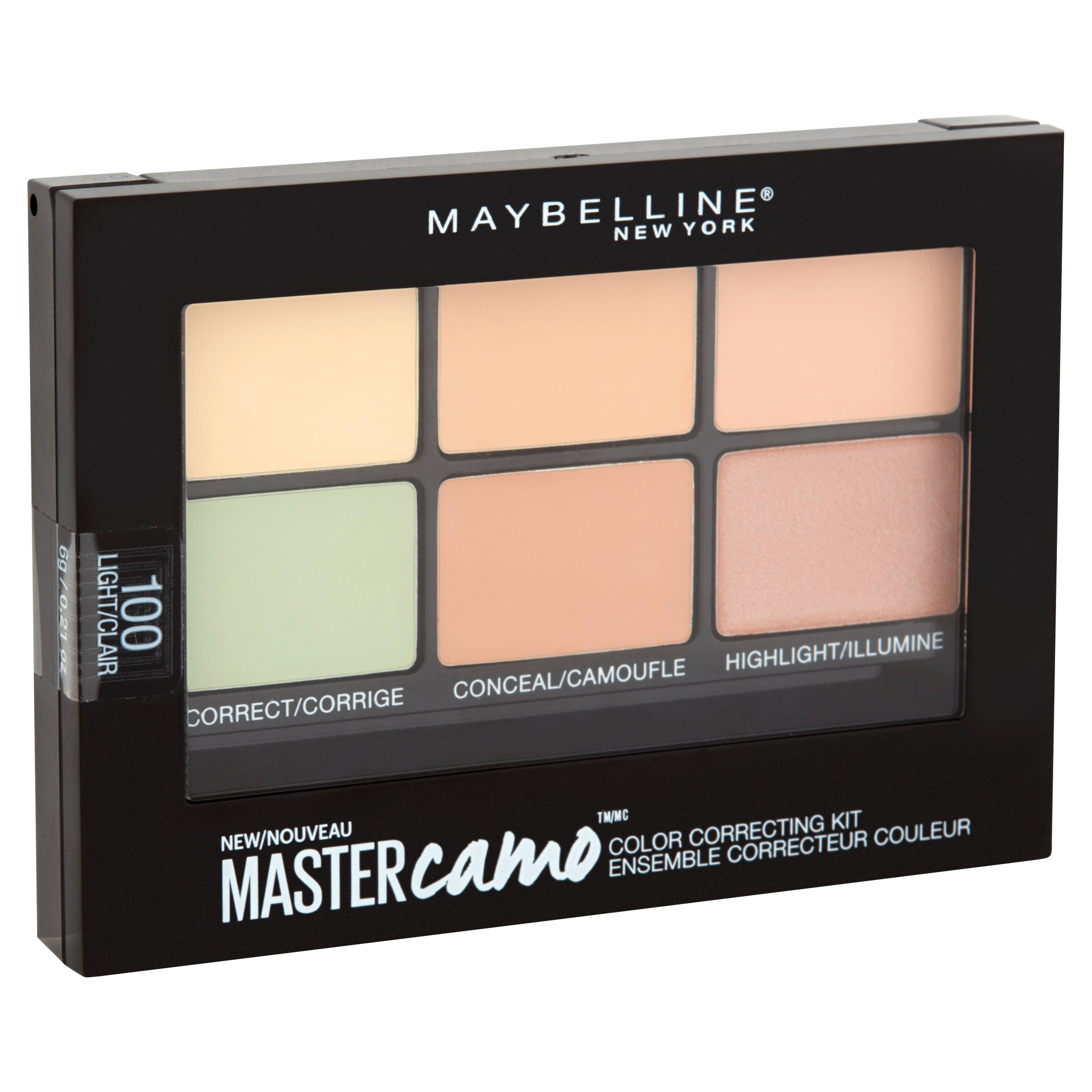 maybelline new york facestudio master camo color correcting kit