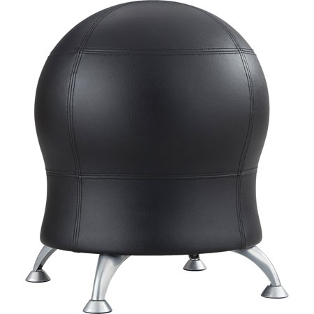 Safco, SAF4751BV, Zenergy Ball Chair, 1 Each](Ball Office Products)