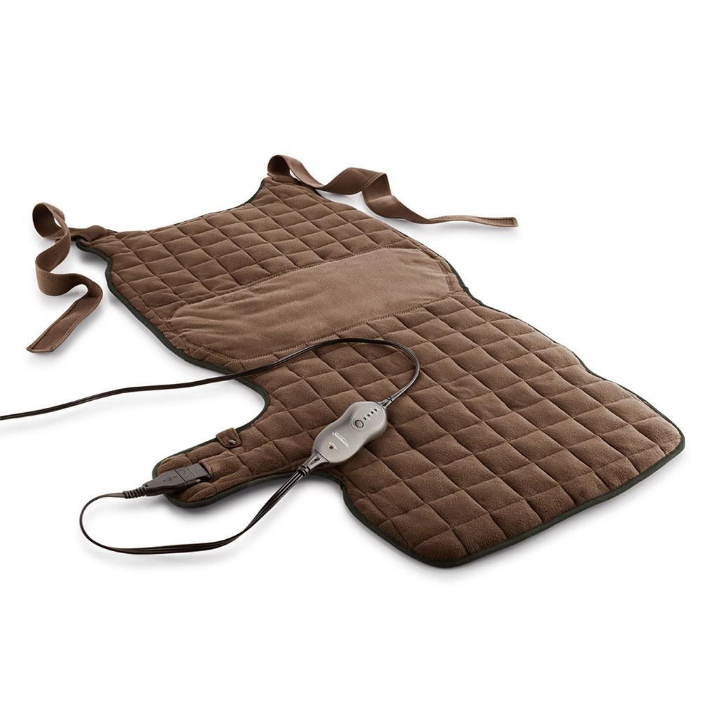 Sunbeam 889-760-BRN Renue Back & Body Warming Heating Pad...