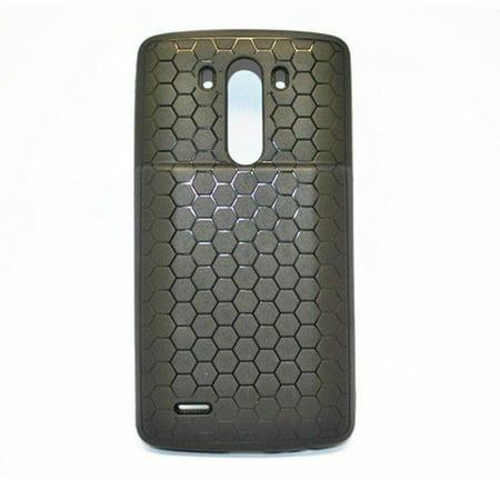 LG G3 TPU Rubber Case for Extended Batteries (Lg G3 Extended Battery Case)
