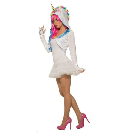 Womens Unicorn Shrug Halloween Costume - Lady Halloween Costume Ideas