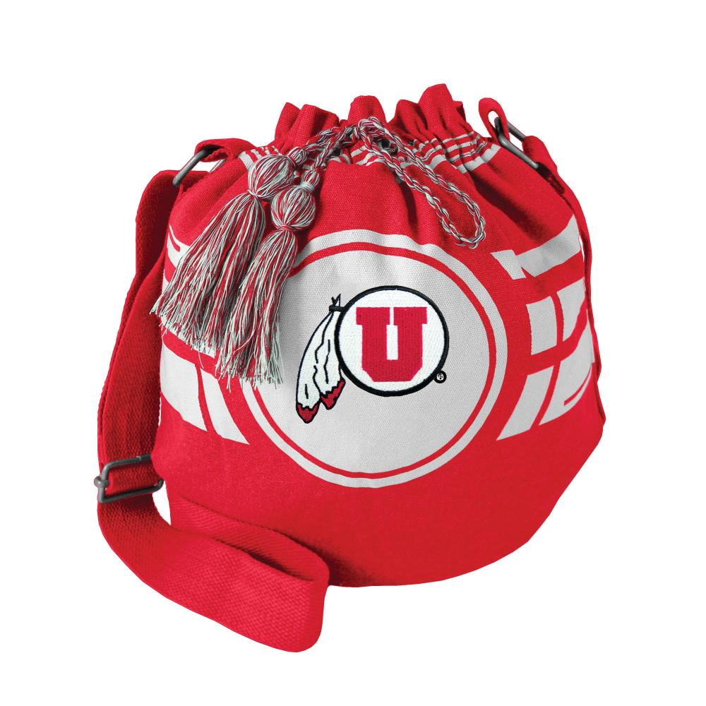 Utah Ripple Drawstring Bag