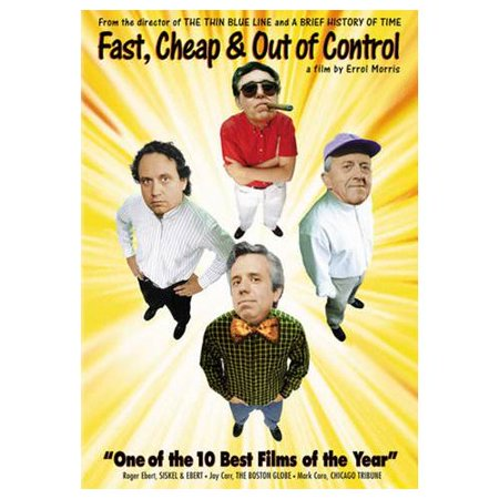 Get Fast, Cheap and Out of Control (1997) Before Too Late