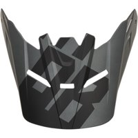 Thor Sector Level Youth Replacement Helmet Visor Black/Gray