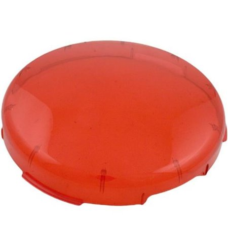 Pentair Aquatic Systems 78900900 Kwik-Change Lens Cover, Red - image 1 of 1