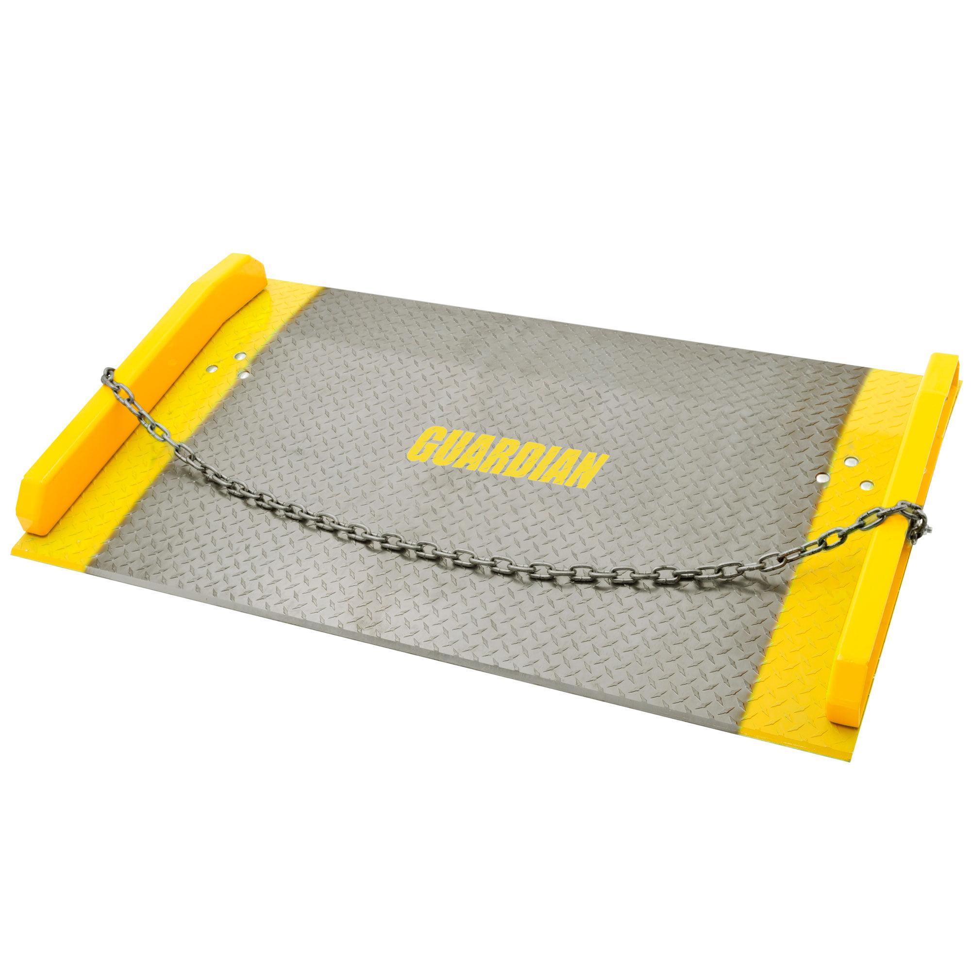 """Discount Ramps 60"""" x 36"""" Aluminum Dock Board 10,000 lb. C..."""