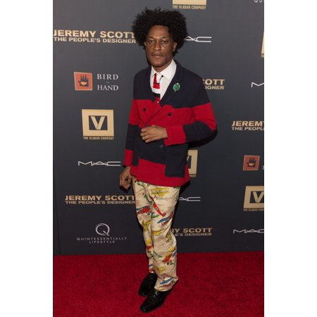 Ike Ude At Arrivals For Jeremy Scott The PeopleS Designer Premiere The Paris Theatre New York Ny September 15 2015 Photo By Jason SmithEverett Collection (Jeremy Designer)