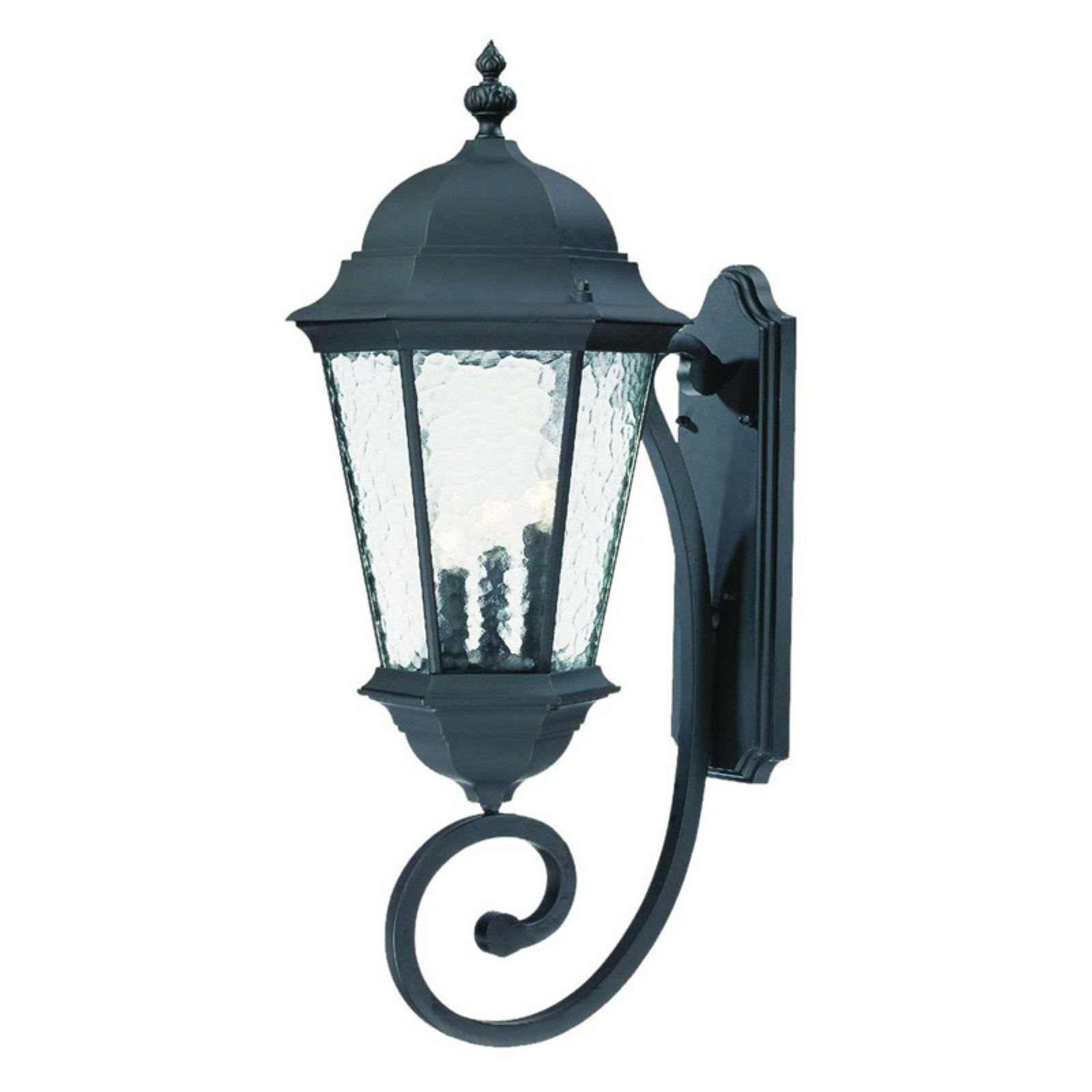 Acclaim Lighting Telfair 3 Light Outdoor Wall Mount Light Fixture