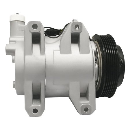 RYC Remanufactured AC Compressor and A/C Clutch EG461 Fits 2002, 2003, 2004, 2005, 2006 Nissan Altima 2.5L