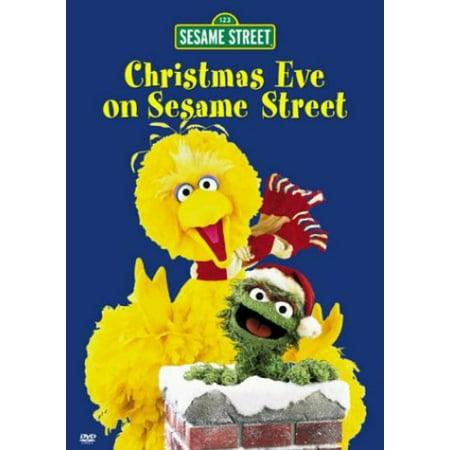 Christmas Eve on Sesame Street - Walking On The Street Halloween