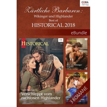Zärtliche Barbaren: Wikinger und Highlander - Best of Historical 2018 -