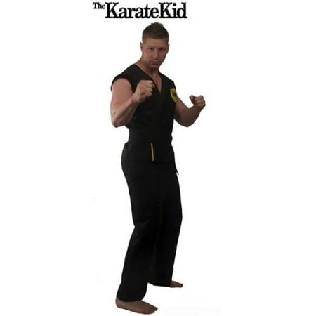 Karate Kid Cobra Kai Costume Adult - Karate Costumes For Kids