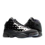 Nike Air Jordan 13 Retro Black Cap and Gown  Men's Basketball Shoes 414571-012