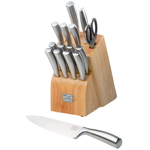 Chicago Cutlery Elston  16 Piece Block Set