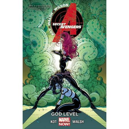 Secret Avengers Vol. 3 : God Level for $<!---->