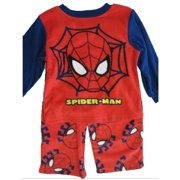 Little Boys Red Logo Graphic Printed 2 Pc Pajama Set 2T-4T