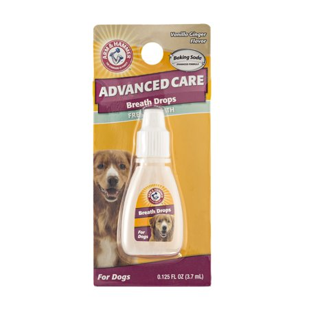 Arm & Hammer™ Advanced Care Breath Drops in Vanilla Ginger Flavor
