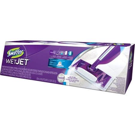 Swiffer Wetjet All In One Power Mop Kit Best Surface