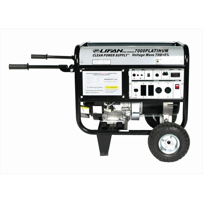 Lifan Power 7000 Watt Portable Gasoline Generator by VPX